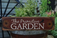 ~A Primitive Garden~