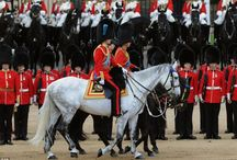Royalty: Trooping of the Colour 2013