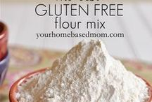 For My Gluteny Free Friends / gluten free recipes  / by Danielle Thompson