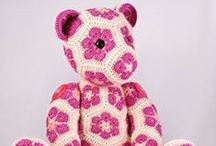 Crochet toys / Crochet pattern for toys / by Ghislaine Robichaud