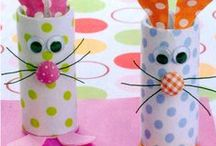 Easter Craft and Decor / Easter DIY, decoration, ideas. / by Ghislaine Robichaud
