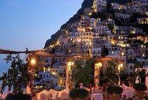 Italy: Amalfi Coast / by K. S. R.