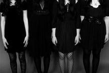 all black everything / by Brooke Biette