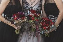 the bridal party / by EAST SIX