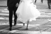 a city wedding