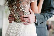 a romantic wedding