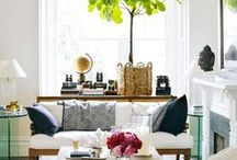 living areas / living areas, living room, hallway, house, home decor, beautiful spaces, bright, light