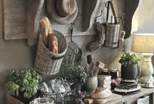 Rustic and vintage cottage! / A rustic decor brings so much heat in a house, find here inspiration to get the house of your dream / by HomeByMe