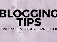 Blogging Tips / Being a blogger isn't always fun and games. Here are some amazing tips to help you with your blog whether it be written in words or spoken in a video.