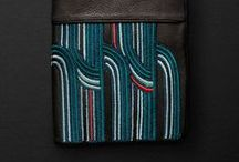 * WALLET * PURSE * / Leather wallet . coin purse . card jackets . zip pockets . envelope bag . pouch . sheath