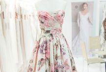 DRESSES / dresses, floral dresses