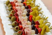Appetizers / by Manal Kattoula