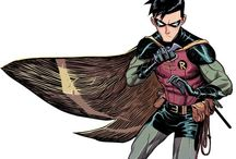 DC Comics / DC Comic Book Art, cosplay etc. / by Andrew Meredith