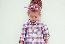 Stylish Girls 3+ / kids clothing inspiration / styling ages 3+ / by Lovechild Photo