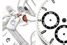 Bikers CHRONOWEAR ROLEX (Daytona - Submariner -  GMT Master) Collezione TRE / ENAMEL JEWEL BUTTONS - MADE IN ITALY infos : info@chronowear.it