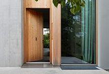 Entrances + Hallways
