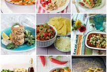 VEGETARIAN / Vegetarian food and recipes