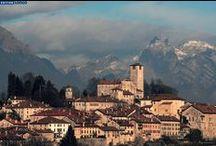 Via Claudia Augusta / Die Via Claudia Augusta war eine wichtige Verbindung, die sich über 350 römische Meilen (ca. 600 km) von der venezianischen Lagune quer über die Alpen bis in die Ebene nördlich der Alpen erstreckte.