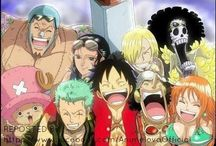 One piece❤️ / by Kimberly💙