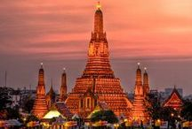 Destination: Bangkok / As the economic, cultural, culinary, and spiritual capital of Thailand, Bangkok features both old-world charm and modern convenience, at times served up in an apparently chaotic manner, but always with a gracious smile.
