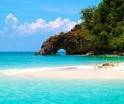 Thailand's Beaches & Islands / Thailand has some of the best beaches in the world, but with so many to choose from, it can be difficult to pick the perfect one.  These are our top recommendations!