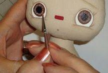 Doll making & Altered Dolls