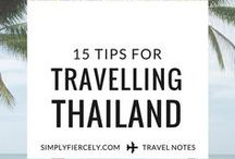 Travel Tips / Tips to make your Thailand vacation one of the greatest memories! From what to pack in your suitcase to the smartest way to do so, greetings, DO's and DON'T's and so on.