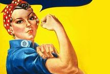 Female Empowerment / Female mojo & confidence !