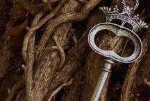 The secret key~