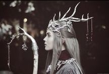 Crowns and flowers~