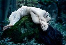 Dryads and tree spirits~