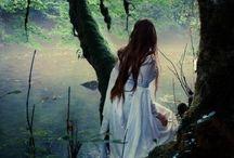 La Dame du lac~