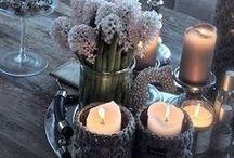 Candles, lights, lanterns~