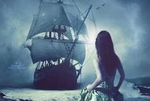 Sailing in misty dreams~