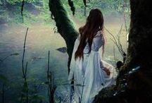 The forest maiden~