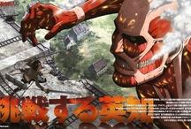 Shingeki No Kyojin  / volveré a subir todos los capítulos a habido un problemilla : s (Serie en Emisión)