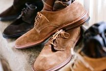shoes - men / by Markus Holzner
