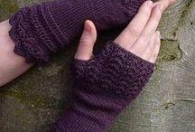 Crochet and needlework~