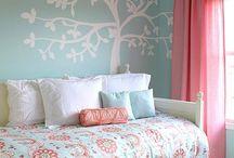 Color palette - home decor