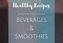 Beverages and Smoothies / Here's a collection of recipes for smoothies, teas, and other refreshing healthy beverages.