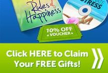 Free Gifts & Special Offers / Everything you need to change your life.
