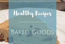 Baked Goods / Just because you choose not to eat grains doesn't mean you must pass on the breads, crackers, and pastries. Here are some recipes for delicious, grain-free, dairy-free, gluten-free breads and other baked treats.