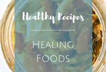 Healing Foods / Let your food be your medicine! You can find healthy fermented food and GAPS-friendly recipes here.