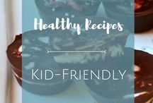 Kid Friendly / Having a hard time getting your kids to eat healthy? Here's a collection of healthy, kid-friendly recipes for dishes that will please the palate of the most finicky eaters.