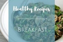 Breakfast / Start your day with a delicious and energizing breakfast! Here are some healthy breakfast ideas for inspiration.