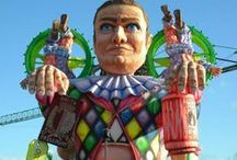 Carnival Malta & Gozo / Wacky photos, bright colours, funny masks and big smiles! #karnival #carnival #malta #2014