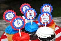 4th of July Party / by So Sweet Party Shop