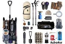 All the stuff you can take.. / Imagine all the stuff you can take in a Kyboka! It makes going outdoor more easy and fun.