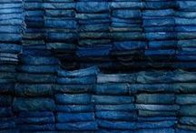 ◇ Colours ÷  Blau :: shades of blue & indigo