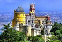 About Sintra / Nuestra inspiración nace de la ciudad de Sintra, Portugal. Su peculiar arquitectura, sus bosques, paisajes y romanticismo. Un lugar mágico en el mundo.